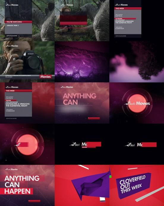 DixonBaxi Creative Agency - Sci Fi Movies - Anything Can Happen