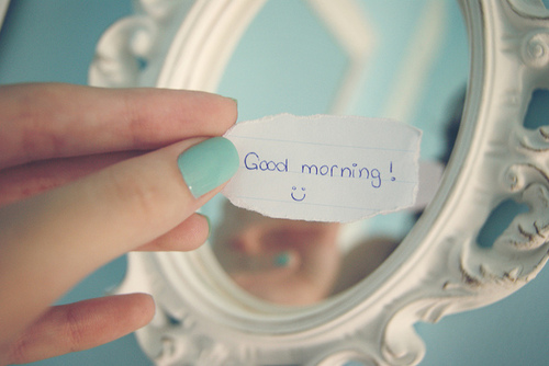 good morning everyone ! [45/365~] | Flickr: Intercambio de fotos