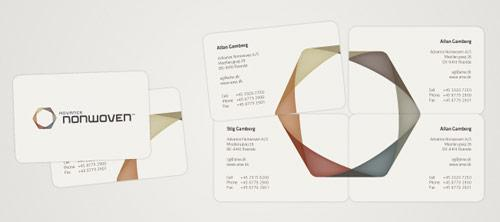 30 Beautiful Business Card Designs