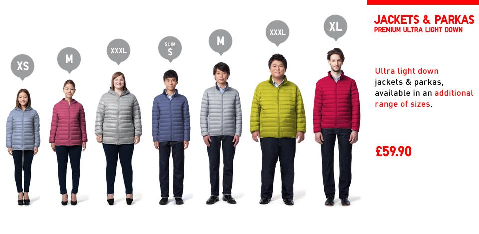 Women's clothing & men's clothing - UNIQLO UK online casual clothes store