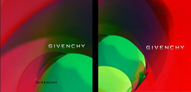 Research Studios Paris - luxe beauty - Givenchy