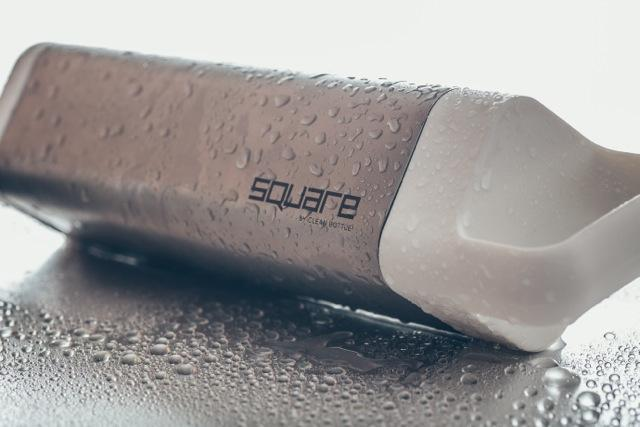 The Square. The Water Bottle: Re-imagined. by David Mayer — Kickstarter