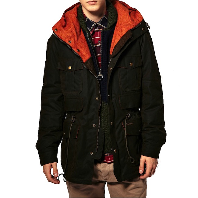 Barbour Wessex Asos discount sale voucher promotion code | fashionstealer