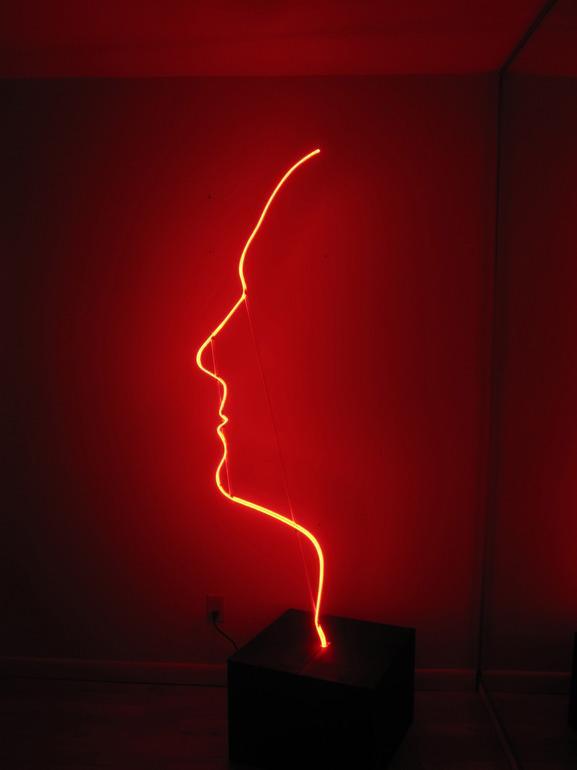 Saatchi Online Artist: Chuck von Schmidt; Light, 2012, Sculpture