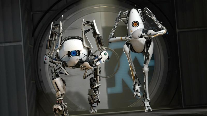 robots,Portal 2 robots portal 2 1920x1080 wallpaper – robots,Portal 2 robots portal 2 1920x1080 wallpaper – Portal Wallpaper – Desktop Wallpaper