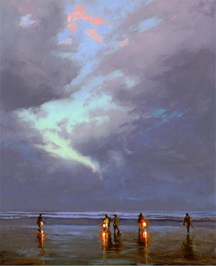 Mark Boyle - Seattle, WA Artist - Featured - Painters - Artistaday.com