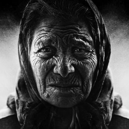 Lee Jeffries - Manchester, UK Artist - Photographers - Artistaday.com