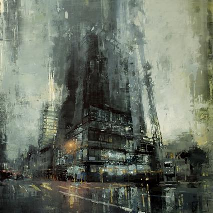 Jeremy Mann - San Francisco, CA Artist - Painters - Artistaday.com