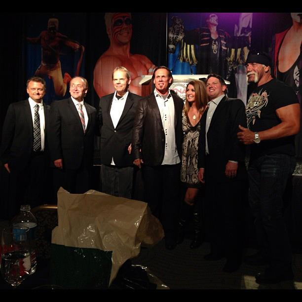 WrestleShare.com - tna hall of fame ceremony