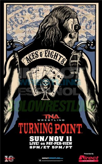 WrestleShare.com - TNA turning point