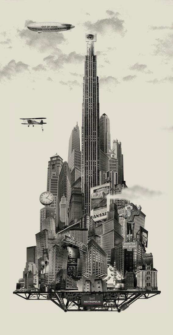 Huncwot - Metropolis