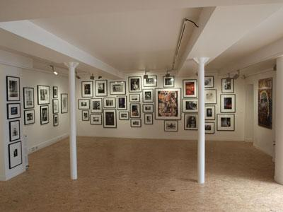 Galerie VU - A propos