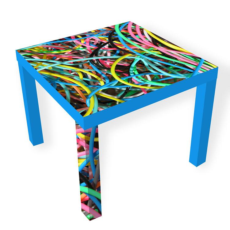 Art Tables by {enclv} » Design You Trust – Design Blog and Community
