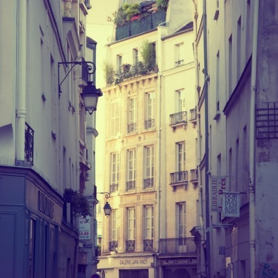 Paris le matin fine art photograph by EyePoetryPhotography