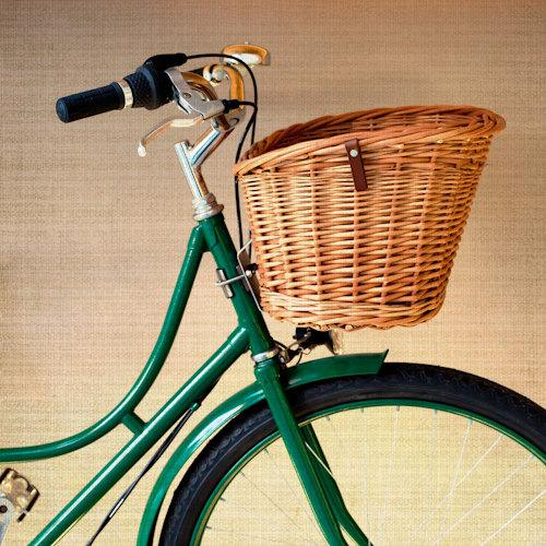 The Vintage Bicycle Fine Art Photography 8 x 8 by Andrekart