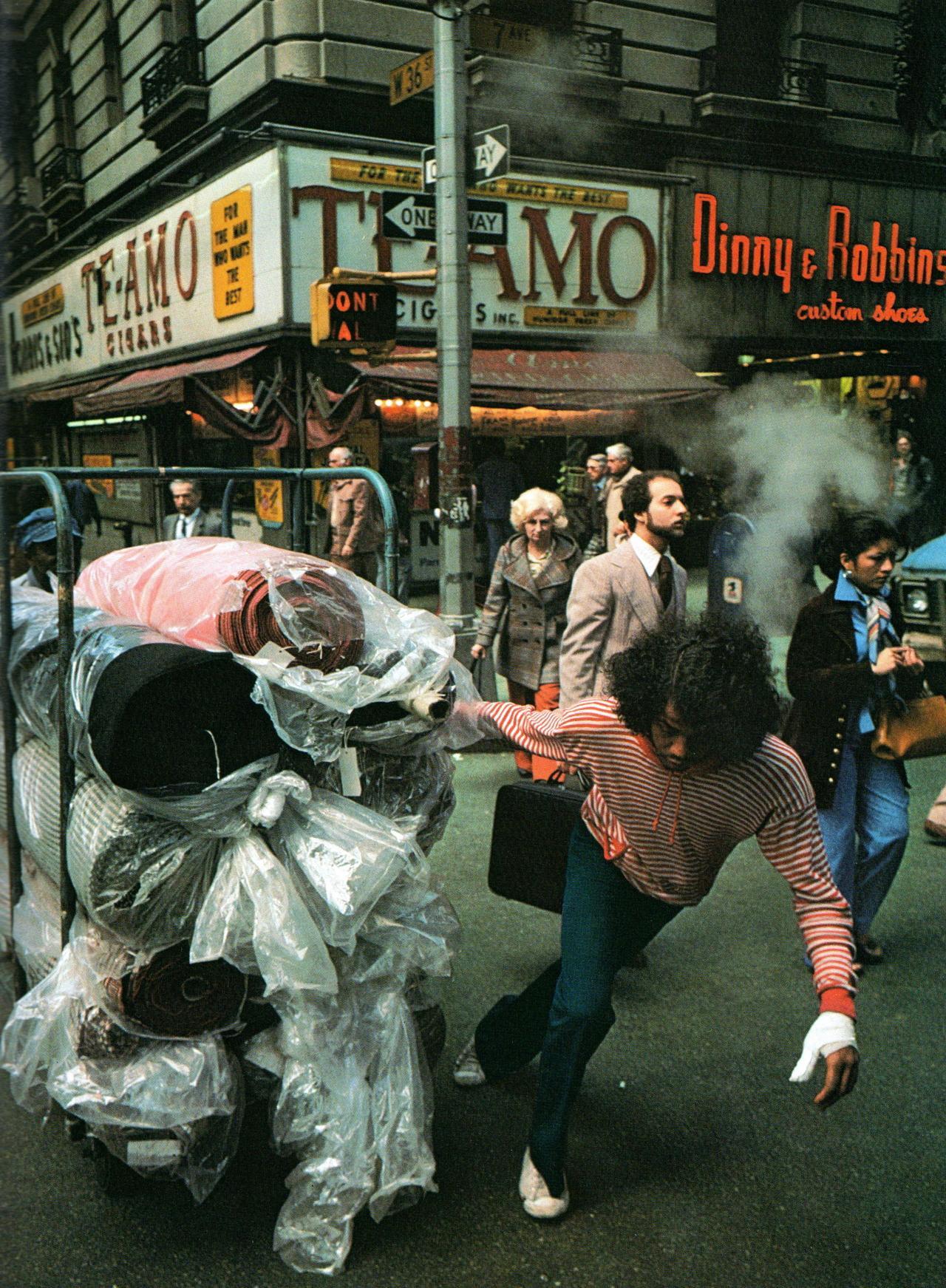 En dilletante (New York par Anthony Burgess et les rédacteurs de...)