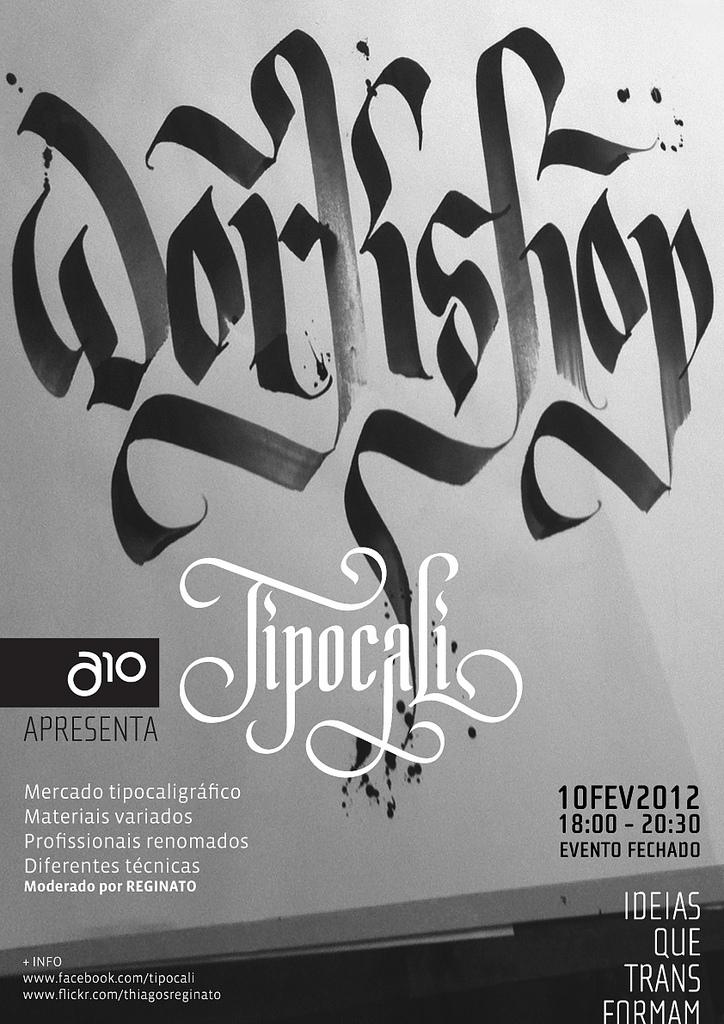 All sizes | Workshop Tipocali | Agencia A10 | Flickr - Photo Sharing!