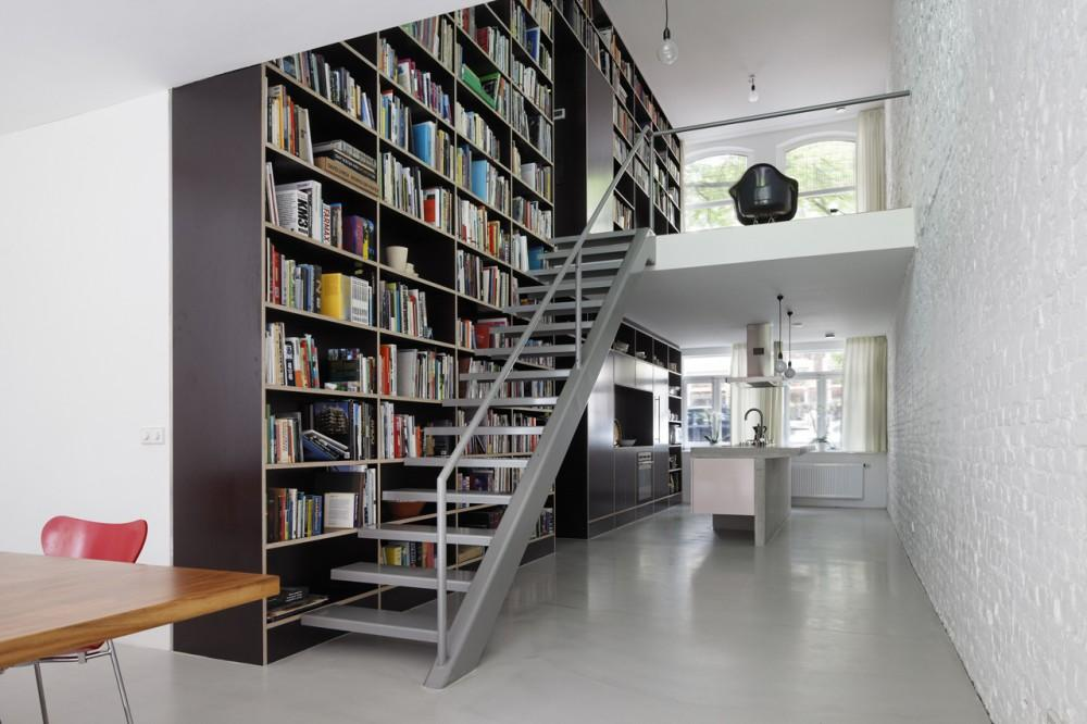 Vertical Loft / Shift Architecture Urbanism Vertical Loft / Shift Architecture Urbanism – ArchDaily