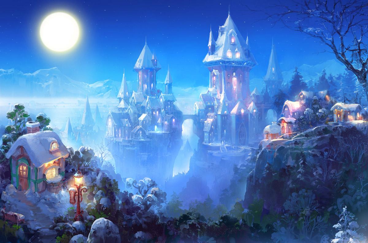 Google rezultati pretraživanja slika za http://2.bp.blogspot.com/_3tTcCG3uRhw/TJaCFbc4hkI/AAAAAAAAAU8/4A-_QPf5LQk/s1600/snow_castle_night_tree.jpg