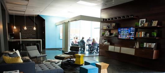 The Metropreneur Columbus » Blog Archive » At Work: Modern and sleek space in the Short North » The Metropreneur Columbus