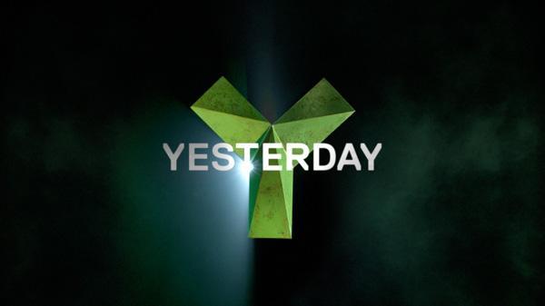 Identidade: Yesterday [Rebrand 2012] | Televisual