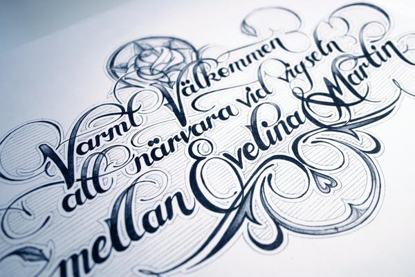 40 Remarkable Examples Of Hand Lettered Calligraphy   inspirationfeed.com