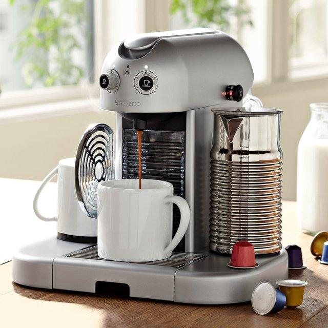 Nespresso Maestria Gran Espresso Machine | Fancy Crave