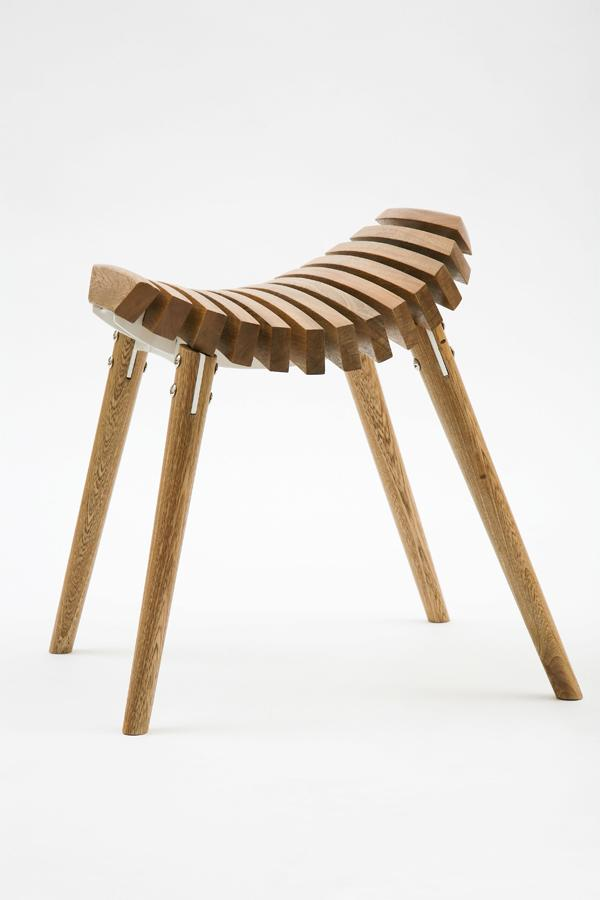 Ane Stool by Troy Backhouse » Yanko Design