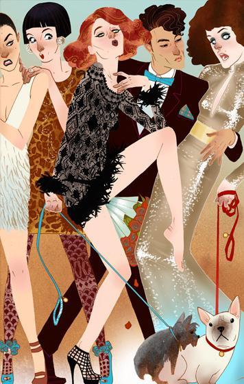 Kevin Wada Illustration