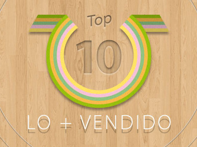 Top 10 banner by Joan Pons Moll