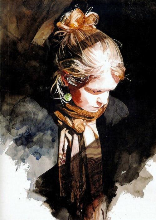 50 Beautiful Watercolor Paintings   Smashing Magazine