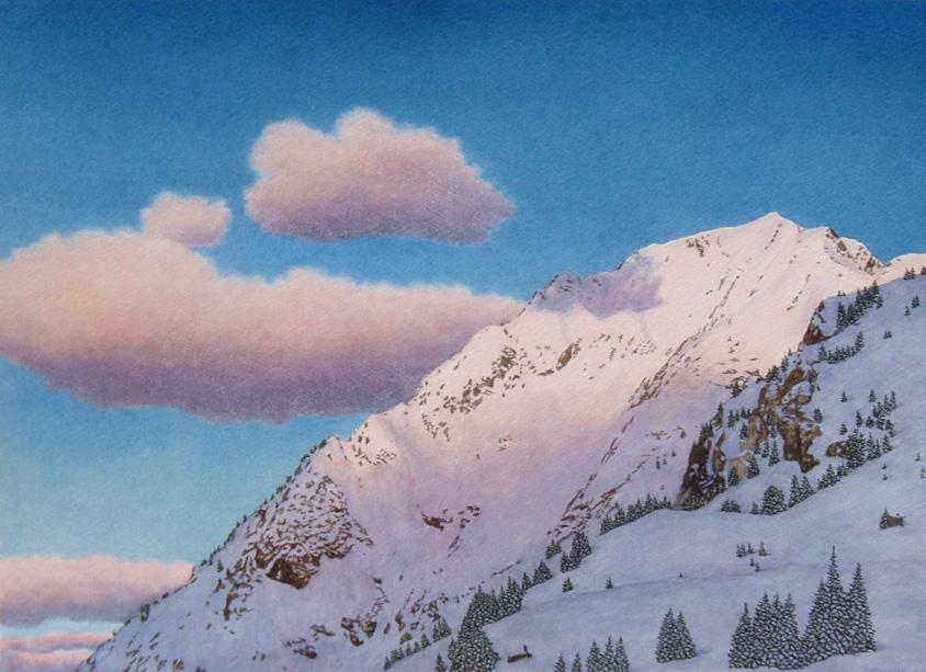 Alta Watercolors, Don Macauley