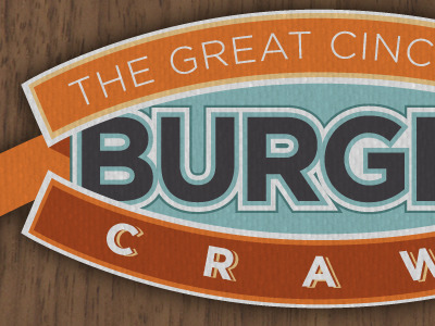 The Great Cincinnati Burger Crawl (2010) by Paul Armstrong