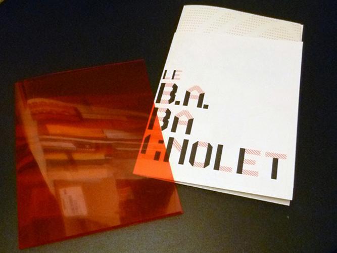 Re-Vue Bagnolet : Emilie Marchal