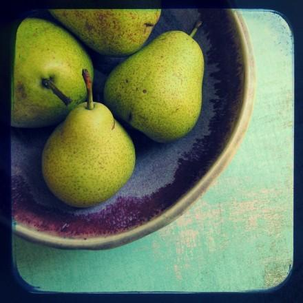 Pear Photography Fruti still life photograph by LupenGrainne