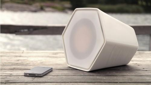 Unmonday 4.3L Ceramic Speaker | Leibal Blog