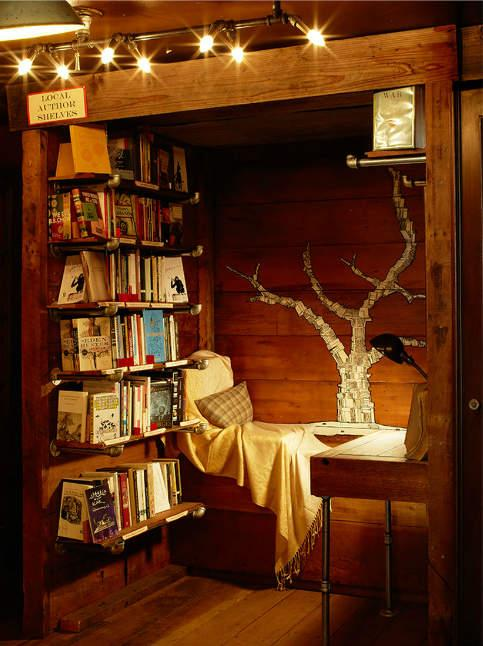 Bookshelf Porn