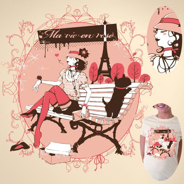 Boutique de tee shirts en ligne. Des tee shirts uniques, créés par des illustrateurs de métier.