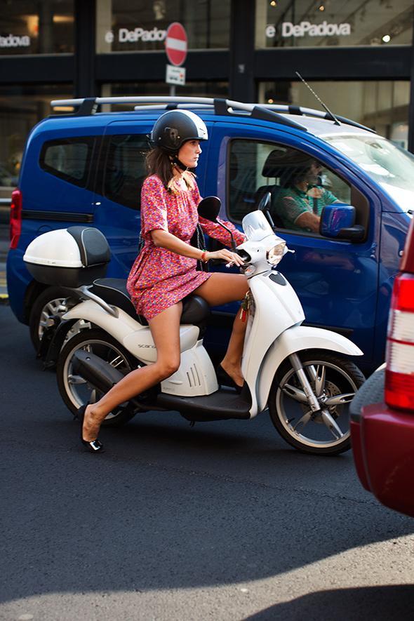 On the Street….Via San Damiano, Milan « The Sartorialist