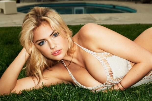 Kate Upton for GQ Outtakes by Terry Richardson | SLAMXHYPE