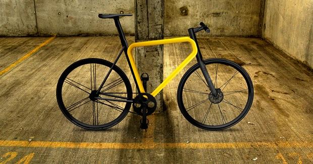 Pulse: An Urban Bike Concept from Teague | Design.org