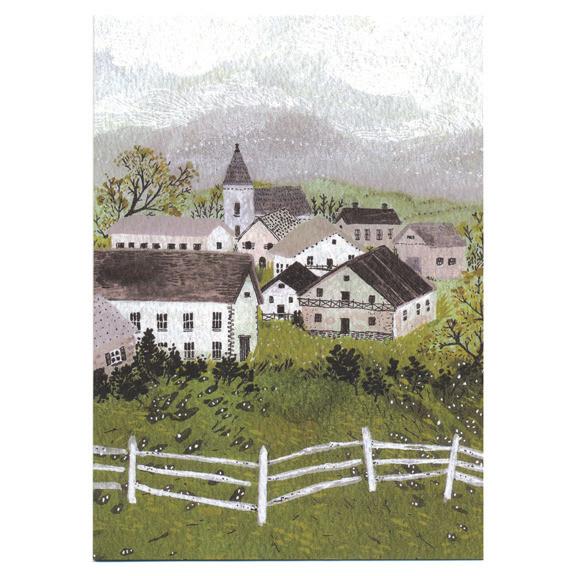 Little Otsu — The Seasons Cards by Becca Stadtlander