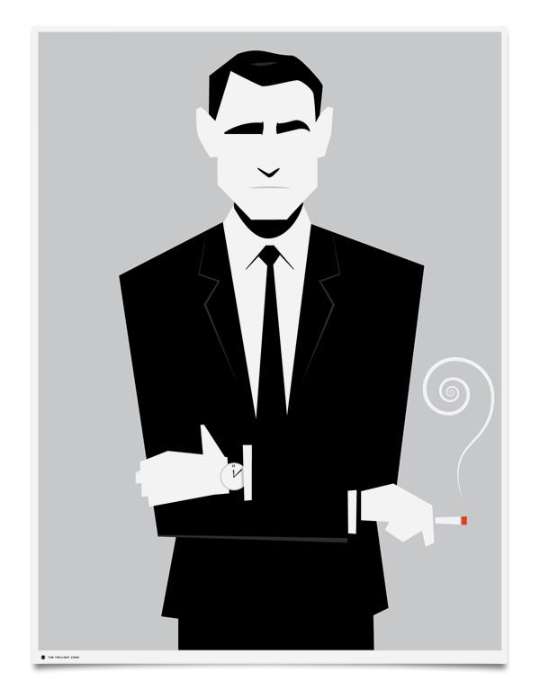 Mattson Creative Designs On-Air Campaign & Poster Series for CBS « Mattson Creative