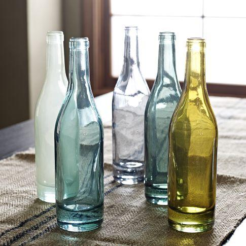Recycled-Glass Vases | west elm