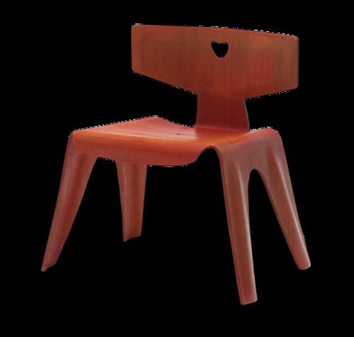 Ray Eames and Charles Eames. Child's chair. 1944 ... - 100 Objects from Century of the Child