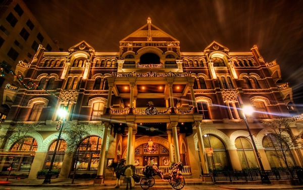 Haunted Hotels: Austin's The Driskill | Luxury Travel | Andrew Harper