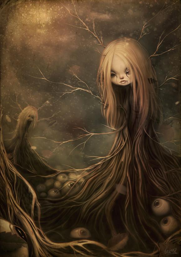 Efimer by liransz | Shadowness