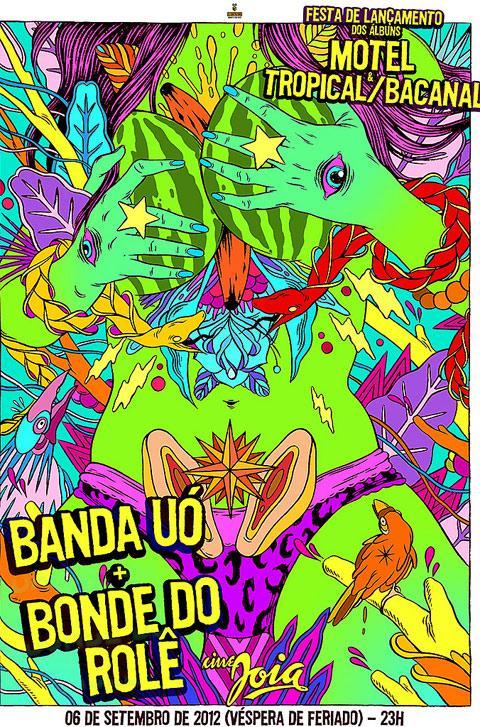 New art by Brazilian collective Bicicleta Sem Freio — Lost At E Minor: For creative people