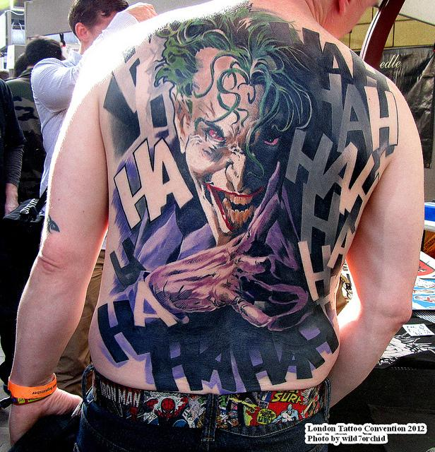 London Tattoo Convention (29.09.2012, Tobacco Dock) - 46 | Flickr – Condivisione di foto!