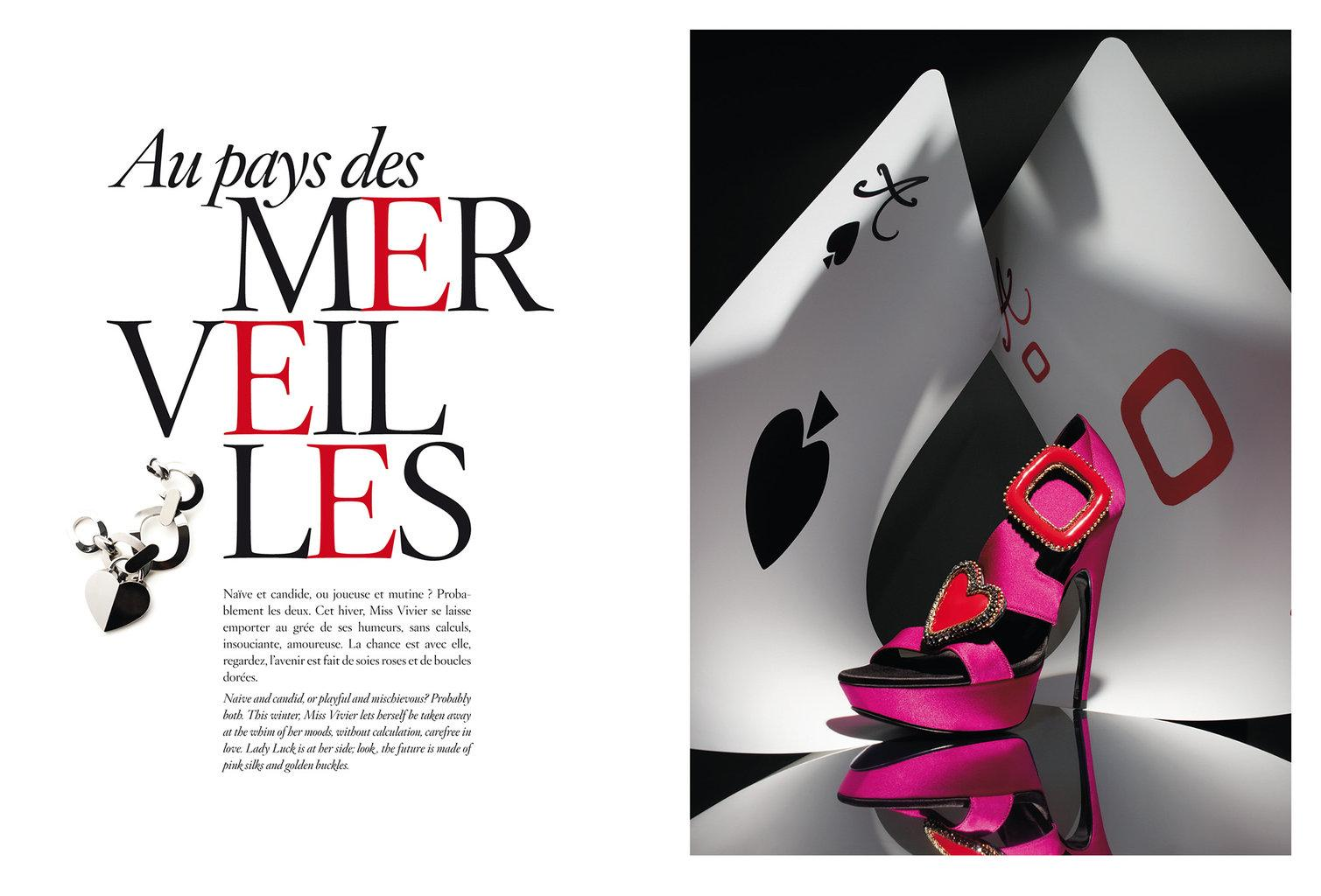 Clément Nachbauer - Catalogue - Roger Vivier - Fall Winter 2009 - 2010